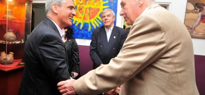 """""""Me enorgullezco de que la gente de San Luis siempre me ha ayudado"""""""