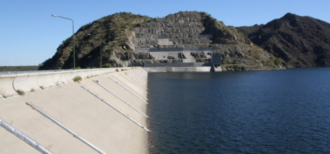 Mejoras en la infraestructura del dique Nogolí