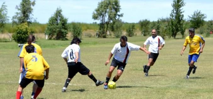 Los veteranos de San Luis y una nueva jornada
