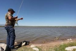 La pesca de pejerrey entra en veda en la provincia