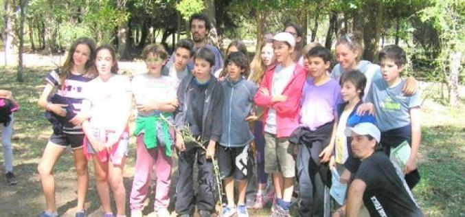 Estudiantes de nivel terciario se capacitan en Nogolí