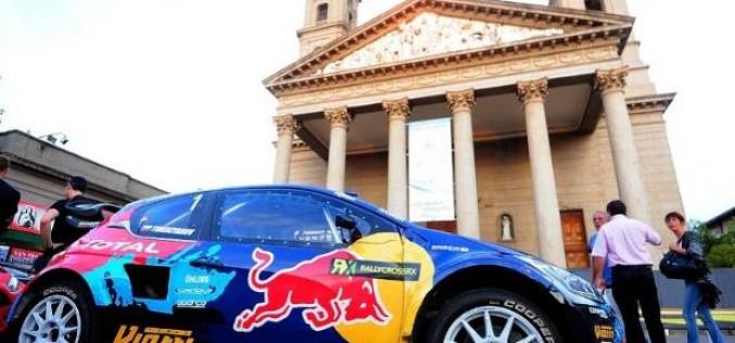 Semana de la Velocidad: se larga el Rallycross