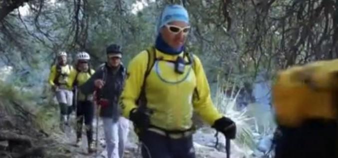 Trekking en Nogolí por America Sports