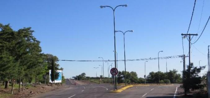 La autopista a Nogolí está lista y ya se puede transitar