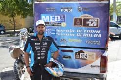 Comienza un nuevo desafío Dakar para Sergio Petrone
