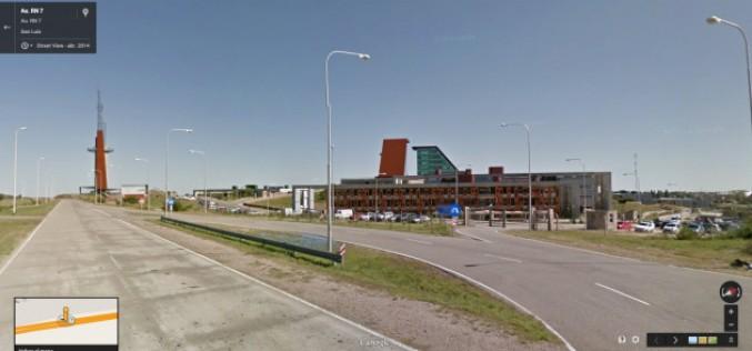 Postales y curiosidades de Google Street View en San Luis