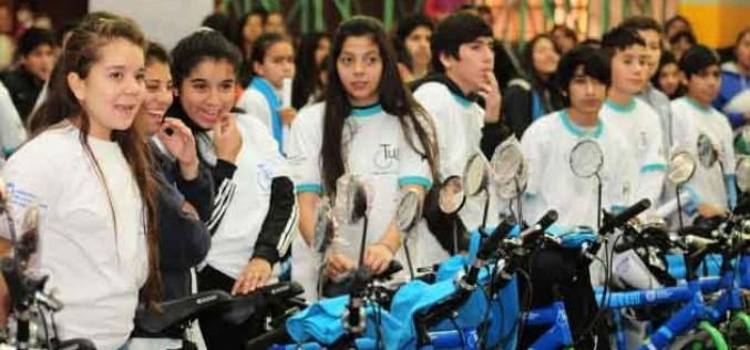 Tour de San Luis: Sumate al Pelotón TuBi