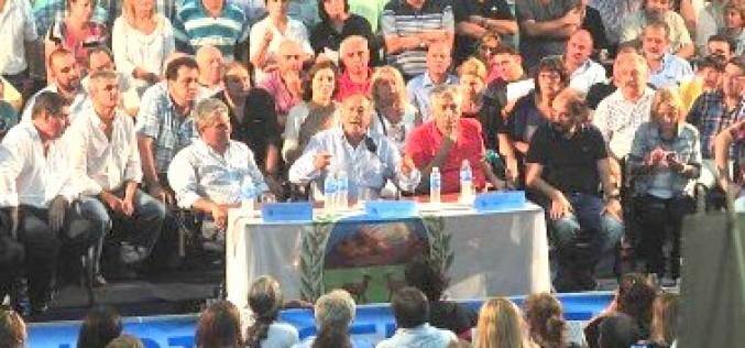 """Poggi: """"Declino mis aspiraciones a la reelección para trabajar por la unidad del peronismo"""""""
