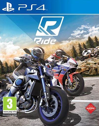 """Los especialistas en tecnologías describen a RIDE, como """"el Gran Turismo de las dos ruedas""""."""