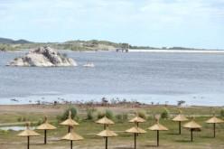 Vamos a la playa: una nueva moda en los diques de San Luis