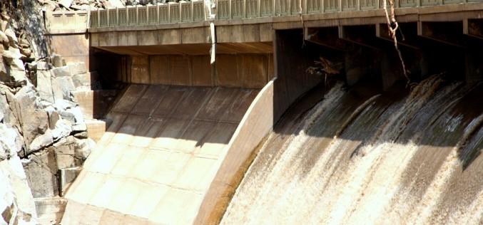 Estado de situación del dique Luján