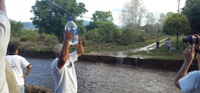 Ayuda a los sanluiseños afectados por las inundaciones