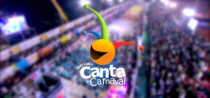 San Luis le canta al Carnaval (+video)