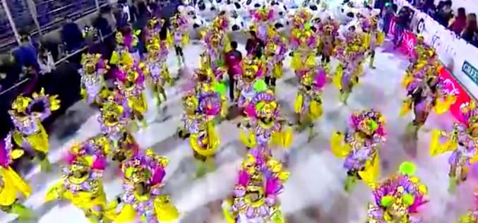 Carnaval: Destino Perfecto por Telefé (+video)