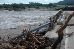 El norte sufre y batalla contra el temporal: 1 muerto, 1.000 afectados y más de 250 evacuados