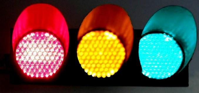 Semáforos y estaciones saludables para La Punta