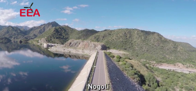 Ya viste el video de Nogolí desde un drone?