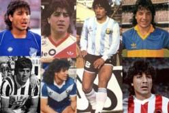 """Maradona recordó al """"Búfalo"""" Funes"""