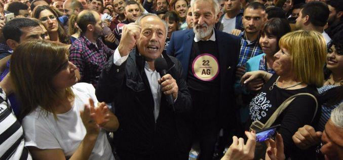 ADOLFO GANA EN TODA LA PROVINCIA CON SABOR A REVANCHA