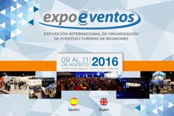 SAN LUIS BUREAU PRESENTE EN EXPO EVENTOS 2016.