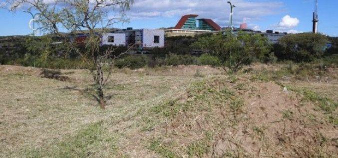 El nuevo Hospital San Luis estará en el ingreso a Terrazas del Portezuelo