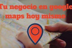 El Gobierno firmó un convenio para que Google Maps sume a las PyMEs puntanas