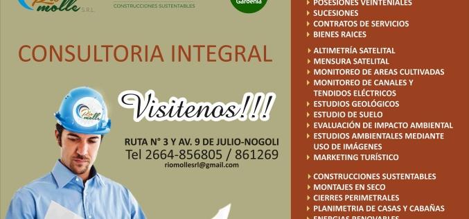 PROXIMAMENTE SE INAUGURA OFICINA TECNICA DE NOGOLI