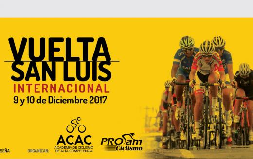 """Se viene la 1° edición de la """"Vuelta San Luis Internacional"""""""