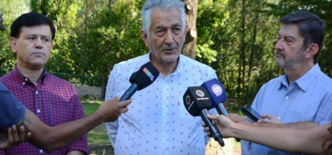 El intendente de Merlo se comprometió a elaborar un plan para superar la crisis económica