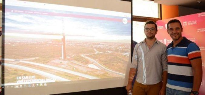 El Ministerio de Turismo y Parques lanzó una moderna página web