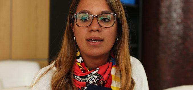 """Victoria Vega: """"Queremos garantizar la escolaridad en el barrio 2.390 Viviendas"""""""