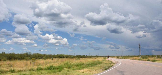 San Luis está bajo alerta meteorológico por tormentas fuertes