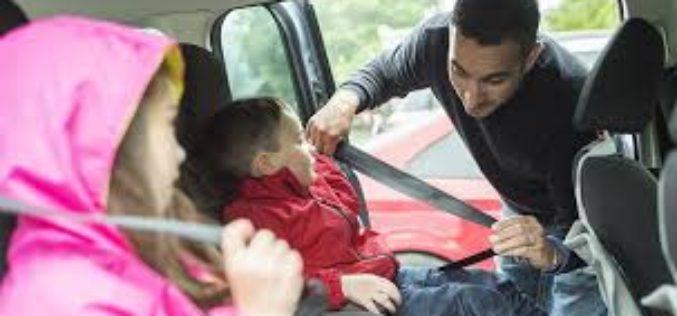 No usar el cinturón, un vicio que persiste en las rutas de San Luis