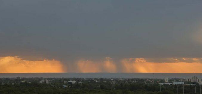 San Luis sigue bajo alerta por tormentas fuertes y vientos intensos