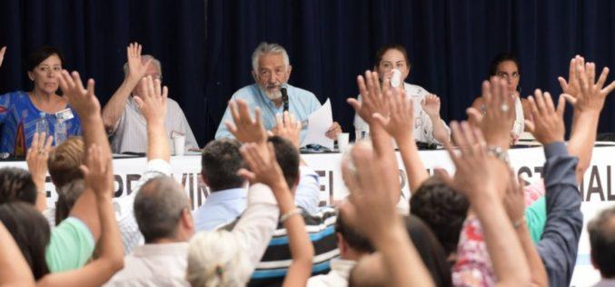 La Justicia Electoral ratificó la validez del Congreso del PJ
