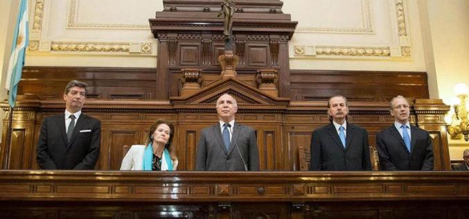 La Corte Suprema de Justicia intimó al gobierno nacional a pagarle $15 mil millones a San Luis