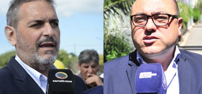 Ernesto Nader Ali asume en Seguridad y Diego González en Transporte