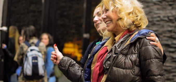 Noche de teatro: Soledad Silveyra y Facundo Arana brillaron en el escenario del Molino Fénix