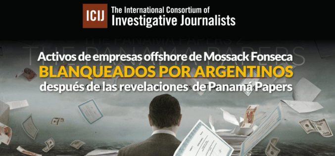 Más de un centenar de argentinos blanquearon $3.100 millones que tenían ocultos en firmas offshore abiertas por Mossack Fonseca