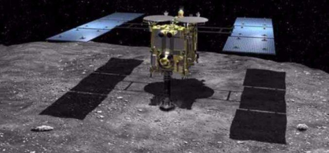 Una sonda japonesa, en la clave para conocer el origen del Universo