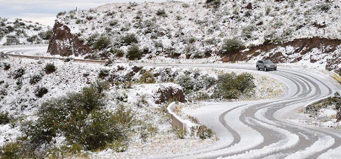 ¿Cuáles son y dónde se producen los fenómenos característicos del invierno en San Luis?
