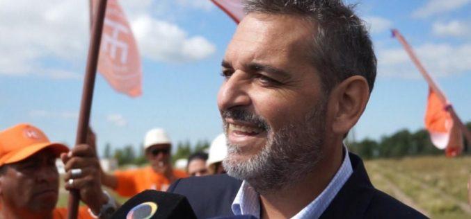 «Pipi» Ali será el Jefe comunal en la Toma.