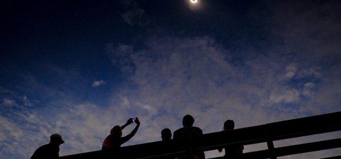 Todo lo que tenés que saber para disfrutar del eclipse total de sol