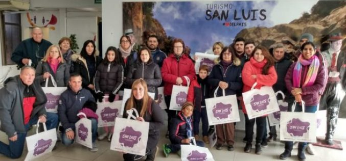 Los turistas disfrutan de los City Tours gratuitos
